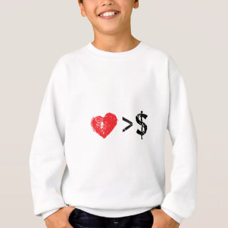 I Herz t Sweatshirt