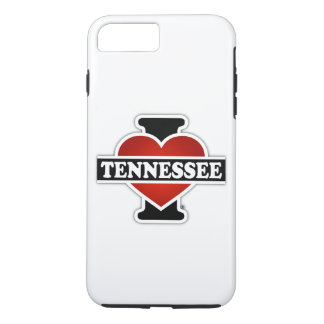 I Herz Tennessee iPhone 8 Plus/7 Plus Hülle