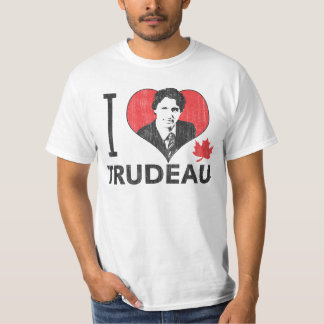 I Herz Trudeau T-Shirt