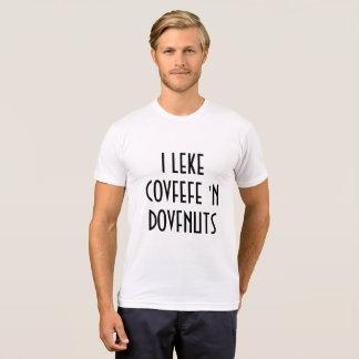 I LEKE COVFEFE 'das Shirt lustiger Männer N