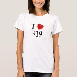 I Liebe 919 Durham T-Shirt