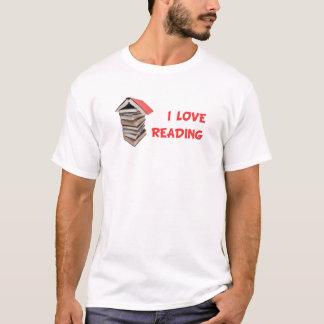 I Liebe-Ablesen T-Shirt