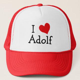 I Liebe Adolf Truckerkappe