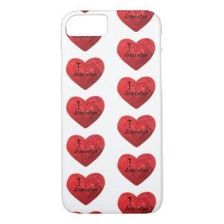 I Liebe-Akupunktur-Zellen-Telefon-Abdeckung iPhone iPhone 8/7 Hülle