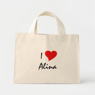 I Liebe Alina Taschen
