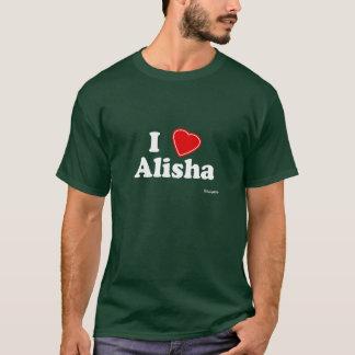 I Liebe Alisha T-Shirt