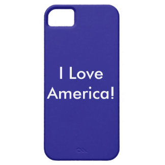 I Liebe Amerika Barely There iPhone 5 Hülle