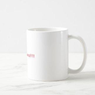 I Liebe-Amerika-Schale Kaffeetasse