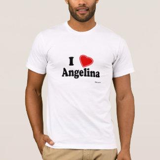 I Liebe Angelina T-Shirt
