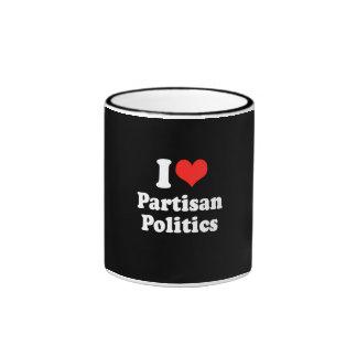 I LIEBE-ANHÄNGER POLITICS.png Tee Tassen