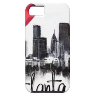 I Liebe Atlanta Hülle Fürs iPhone 5
