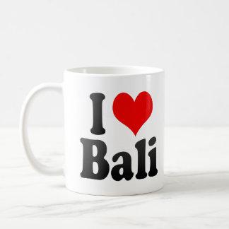 I Liebe Bali, Indien. Mera Pyar Bali, Indien Kaffeetasse