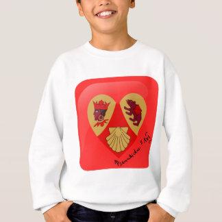 I LIEBE Benedict XVI Sweatshirt