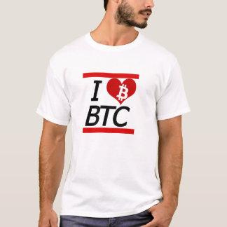 I LIEBE BITCOIN T-Shirt