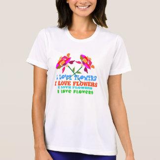 I LIEBE-BLUMEN:  BLUMEN-SHOW flowershow T-Shirt