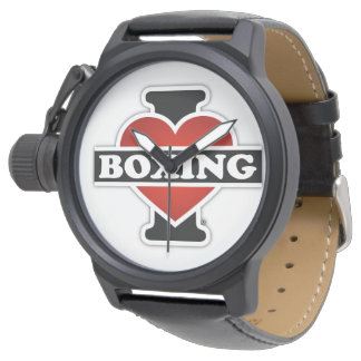 I Liebe-Boxen Uhr