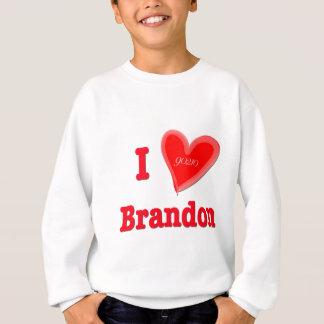 I Liebe Brandon Sweatshirt