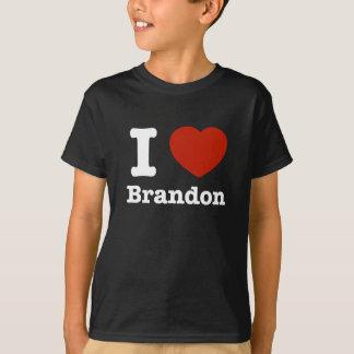 I Liebe Brandon T-Shirt