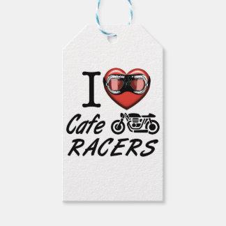 I Liebe-CaféRacers Geschenkanhänger