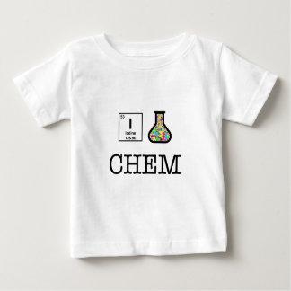 I Liebe-Chemie Baby T-shirt
