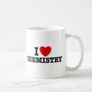 I Liebe-Chemie Kaffeetasse
