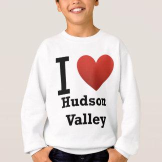 I Liebe das der Hudson-Tal Sweatshirt