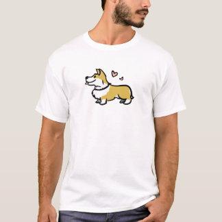 I Liebe das Shirt meiner Corgi-Männer