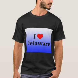 I Liebe Delaware T-Shirt