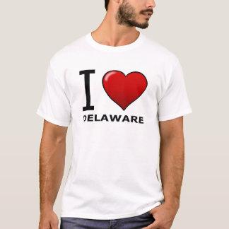 I LIEBE DELAWARE T-Shirt