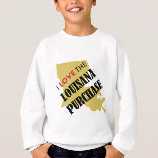 I Liebe der Louisiana-Kauf Sweatshirt