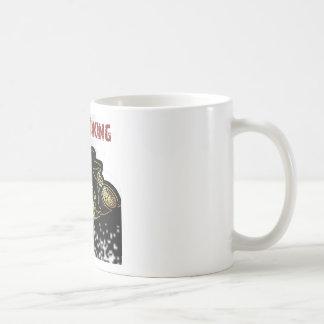 I Liebe, die Gonzo radfährt Kaffeetasse