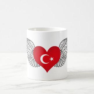 I Liebe die Türkei - Flügel Tasse