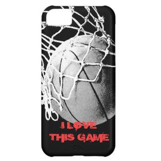 I Liebe dieses Spiel - Basketball iPhone 5 iPhone 5C Hülle