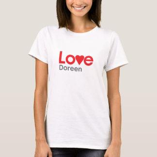 I Liebe Doreen T-Shirt