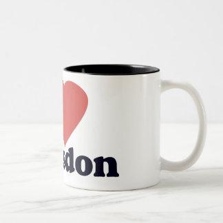 I Liebe Earlsdon Tasse 2