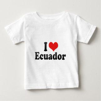 I Liebe Ecuador Baby T-shirt