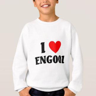 I Liebe Eng001 Sweatshirt