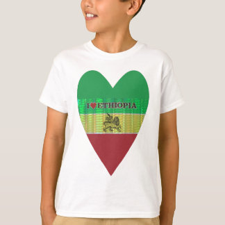 I Liebe Ethiopia.png T-Shirt