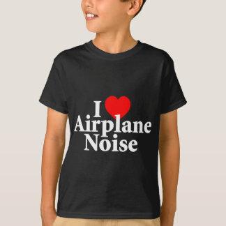 I Liebe-Flugzeug-Geräusche T-Shirt
