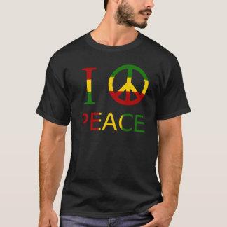 I Liebe-Frieden T-Shirt