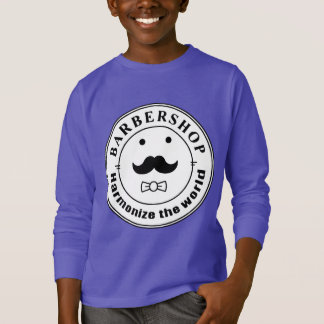 I Liebe-Friseursalon T-Shirt