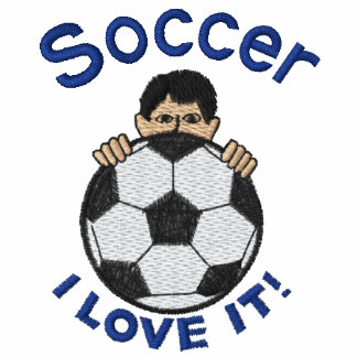 I Liebe-Fußball Polo