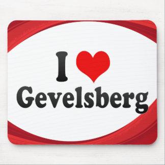 I Liebe Gevelsberg, Deutschland Mauspad