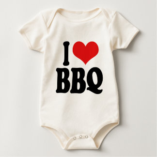 I Liebe GRILLEN Baby Strampler