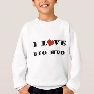 I Liebe-große Umarmung Sweatshirt