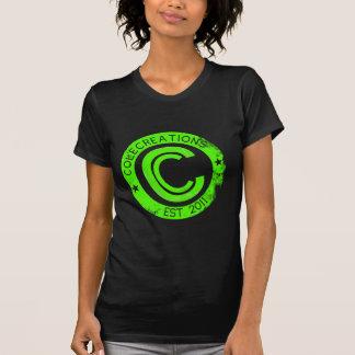 I Liebe-Grün T-Shirt