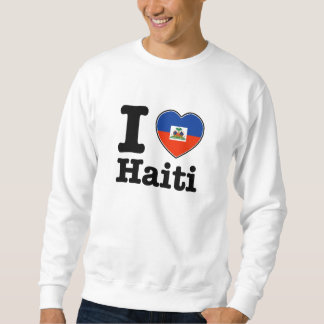 I Liebe Haiti Sweatshirt