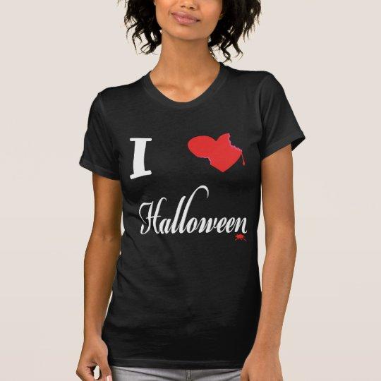 I Liebe HALLOWEEN T-Shirt
