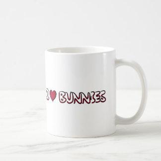 I Liebe-Häschen Kaffeetasse