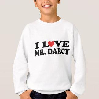 I Liebe-Herr Darcy Sweatshirt